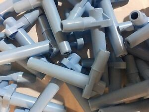 100 New 5 16 Blue Maple Syrup Taps Spouts Spiles Tree Saver Lot free Shipping