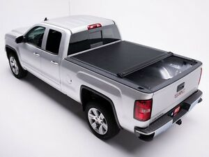 American Ez Roll Up Tonneau Truck Bed Cover 2015 2019 Ford F150 5 5 Ft