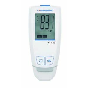 Sauermann Kt120 Temperature Usb Data Logger With Alarm