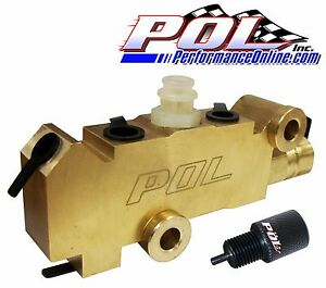 Performance Online Gm Style Proportioning Valve Disc Disc Free Prop Valve Tool