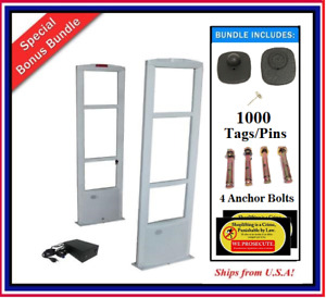 Eas Retail Store Security Antitheft System Checkpoint Compatible 1000 Tag tool