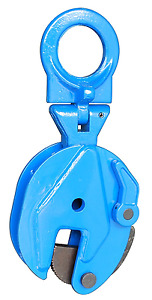 I lift Equipment Icd0 8 Universal Plate Clamp 1760 Lb Working Load Limit
