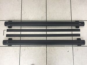 Removable Roof Rack Cross Utility Rails Bars 2011 2018 Grand Cherokee Mopar