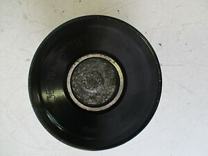 2006 Ford F350 Xlt Sd 6 0l 8 cyl 4x4 Diesel Left Side Top Engine Idler Pulley