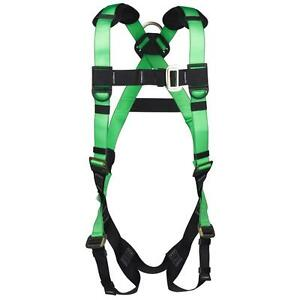 Premium Harness Fall Protection Safety Gear Osha And Ansi Compliant Harness