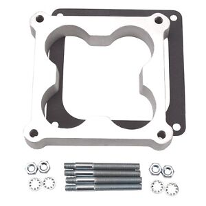 Edelbrock 8718 4 barrel Carburetor Spacers