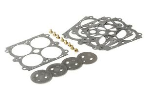 Holley Performance 26 99 Carburetor Throttle Plate Kit