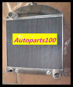 Aluminum Radiator For Ford Model A Chevy Engine 1930 1931 30 31 21 5