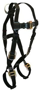 Falltech Arc Flash Electrician Fall Protection Body Safety Harness X large Xl