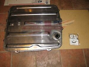 New Gas Tank Fuel Tank Mg Mgb 1970 1976 With Locking Ring And Seal