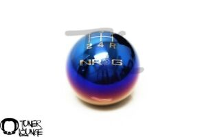 Nrg Shift Knob Real Titanium 42mm 10x1 5mm For 5 Speed Civic Integra Eg Ek