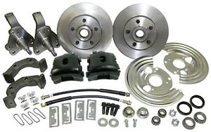 1962 74 Mopar Plymouth Dodge Front Disc Brake Conversion
