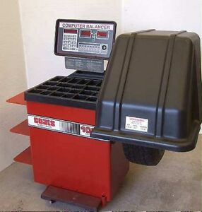 Remanufactured Coats 1055 Tire Balancer With Warranty