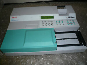 Fisher Scientific Thermo Multiskan Mcc Type 355 Microplate Reader
