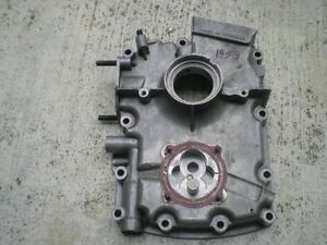 Porsche 356 Engine Case Third Piece