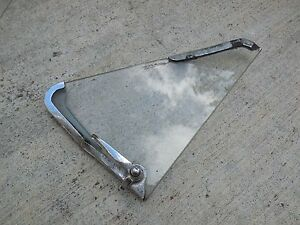 Porsche 356 Cabriolet Door Vent Window With Original Glass