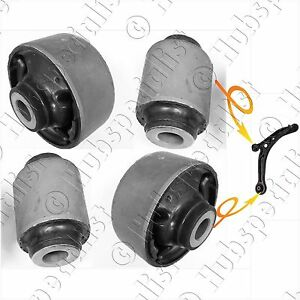 Front Lower Control Arm Bushing For 1999 2004 Honda Odyssey 2 Side Fast Ship
