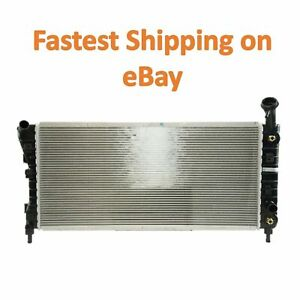 New Radiator 2862 Fits 2004 2007 Pontiac Grand Prix 3 8 V6
