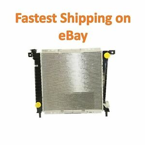 New Radiator 897 For Bronco Ii Explorer Ranger B3000 B4000 Navajo 2 8 2 9 3 4 V6