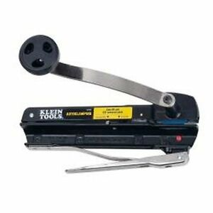 Klein Tools 53725 Auto Clamping Bx And Armored Cable Cutter Cutters Wire Test