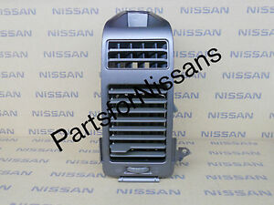 New Genuine Nissan 2004 2006 Titan Armada A c Vent Grille Deflector Right Side