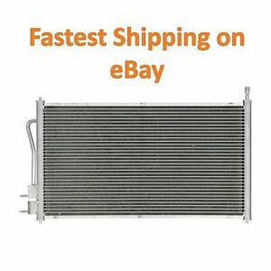 New Condenser 3391 Fits 2005 2007 Ford Focus 2 0 2 3 L4