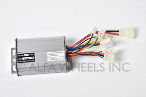 1000w 36 Volt Dc Speed Controller For Scooter Mini Bike Electric Motor