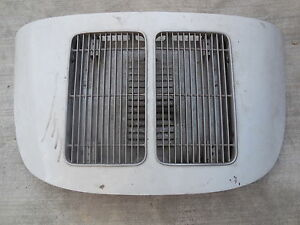 Porsche 356 Engine Lid double Grille