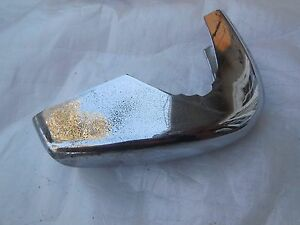 Porsche 356 Front Right Bumper Guard passenger Side