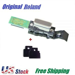Us Stock Roland Dx4 Eco Solvent Printhead With 2 Solvent Resistant Wiper Blade