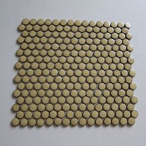 Vintage Penny 1970s Floor Tile 55 Sq Ft Available Made In Japan