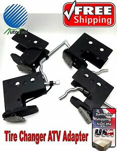 Tire Changer Extensions Motorcycle Atv Adapter For Clamps Tc Atv A