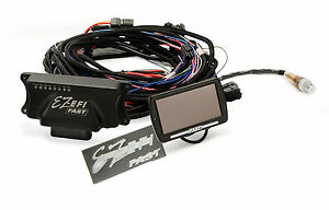 Fast 30404 Kit Ez Efi 2 0 Self Tuning Fuel Injection System