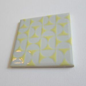 Vintage 1960s 4 X 4 Wall Tile 16 Sq Ft Available Made In Italy