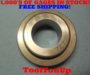 2 105 Smooth Plain Bore Ring Gage 2 1 8 2 125 020 Undersize Tooling Tool