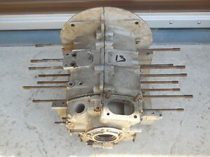 Porsche 356 56 Engine Case 62361 type 616 1 matching Numbers W 3rd Piece C 13