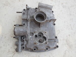 Porsche 356 A T2 58 Engine Case Third Piece 68676