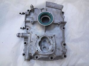Porsche 356 Roadster 1960 Engine Case Third Piece 87792