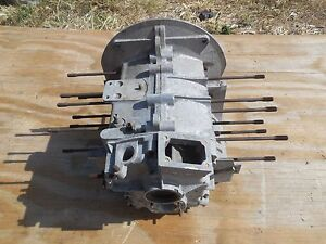 Porsche 356 C 1964 Engine Case With Matching Numbers 716491 Type 616 15