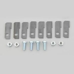 Hedman Hedders 15200 Collector Tabs Weld On 1 75 X 625 250 Hole Kit