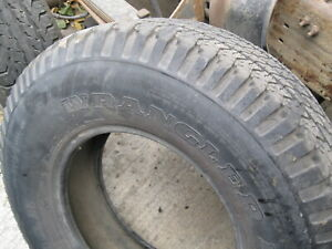 Goodyear Wrangler 16 Inch 265 75 16 Tire Used No Shipping