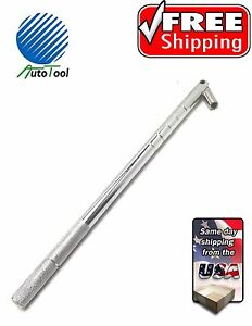 Chrome Valve Stem Puller Tool Tire Changer Repair Install Tool Heavy Duty