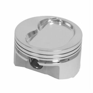 Srp 147549 400 Small Block Chevy Piston 4 155 Bore 6 Rod 3 75 Stroke