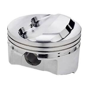 Srp 142024 400 Small Block Chevy Piston 4 155 Bore 6 Rod 3 75 Stroke
