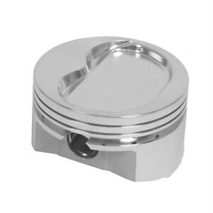 Srp 139625 400 Small Block Chevy Piston 4 155 Bore 5 7 Rod 3 75 Stroke