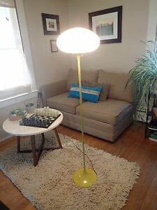 Laurel Light Co Mid Century Mushroom Floor Lamp