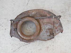 Porsche 356 Engine Fan Shroud With Linkage fl