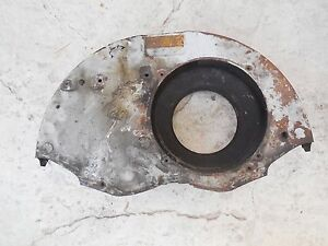 Porsche 356 Engine Fan Shroud fl
