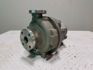 New Surplus Durco flowserve Mk3 Gp1 1k1 5x1 82 Pump 316ss W Seal
