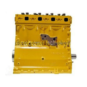 Caterpillar 3304 Remanufactured Diesel Engine Extended Long Block